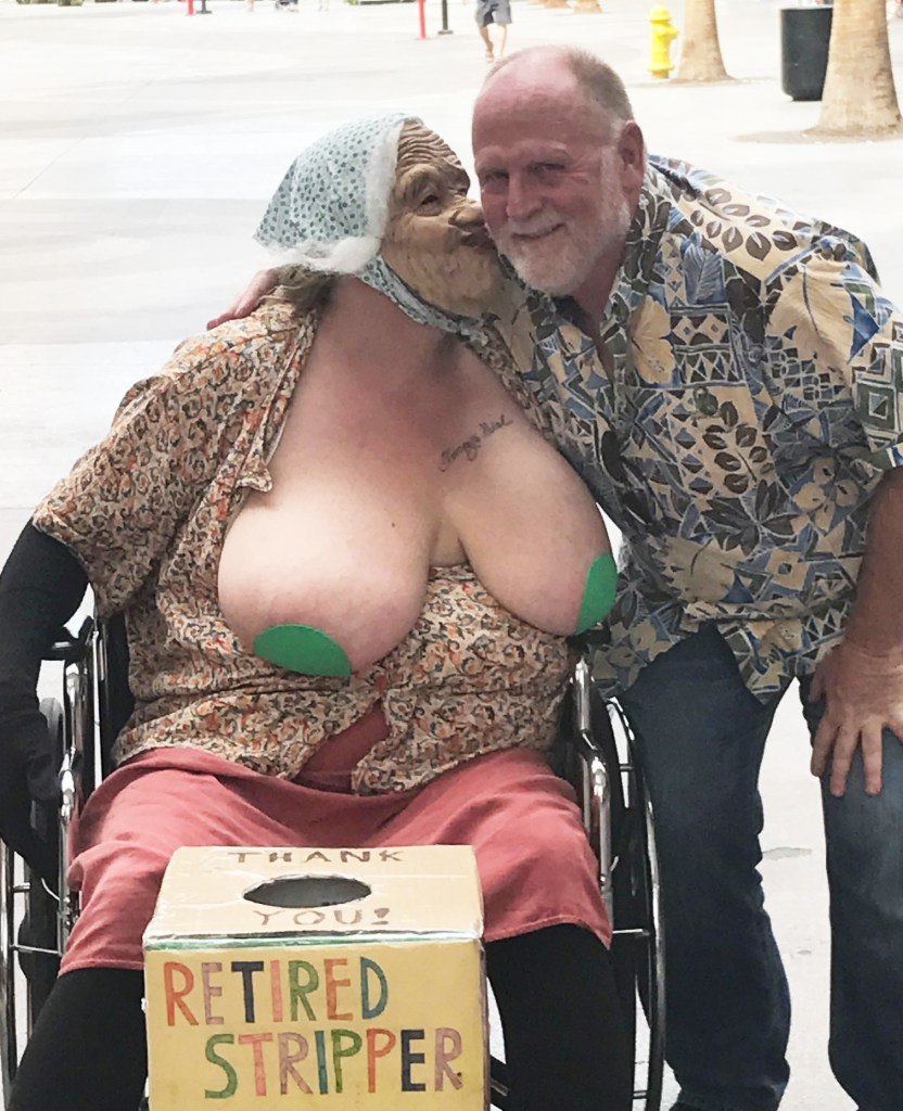 Retired Stripper