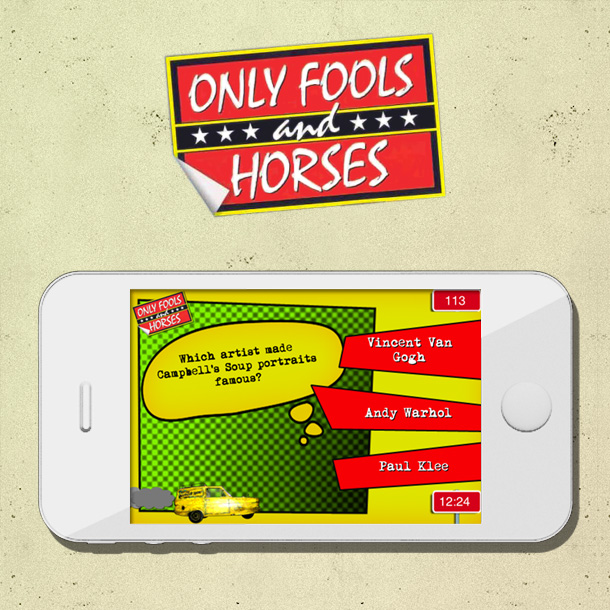 Only Fools & Horses : Plonker Test