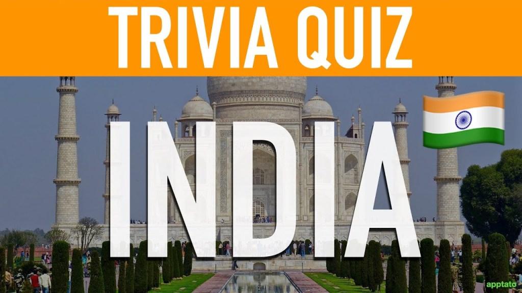 Indian Quiz Database