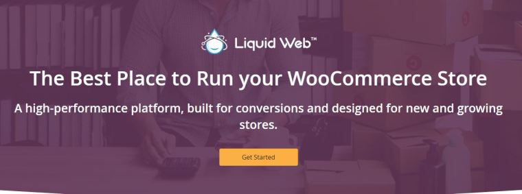 Liquid Web - Best WooCommerce Hosting