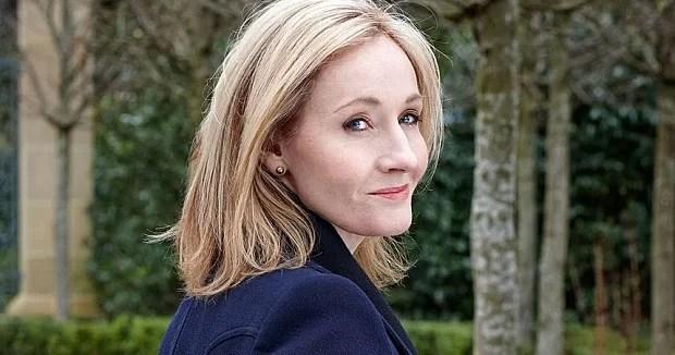J. K. Rowling image