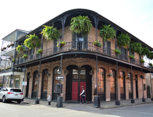 New Orleans -- The Quirky Pineapple