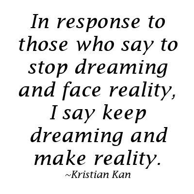 Make Reality