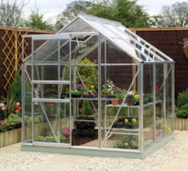 Building An Aviary Rabbit Run From A Greenhouse Frame