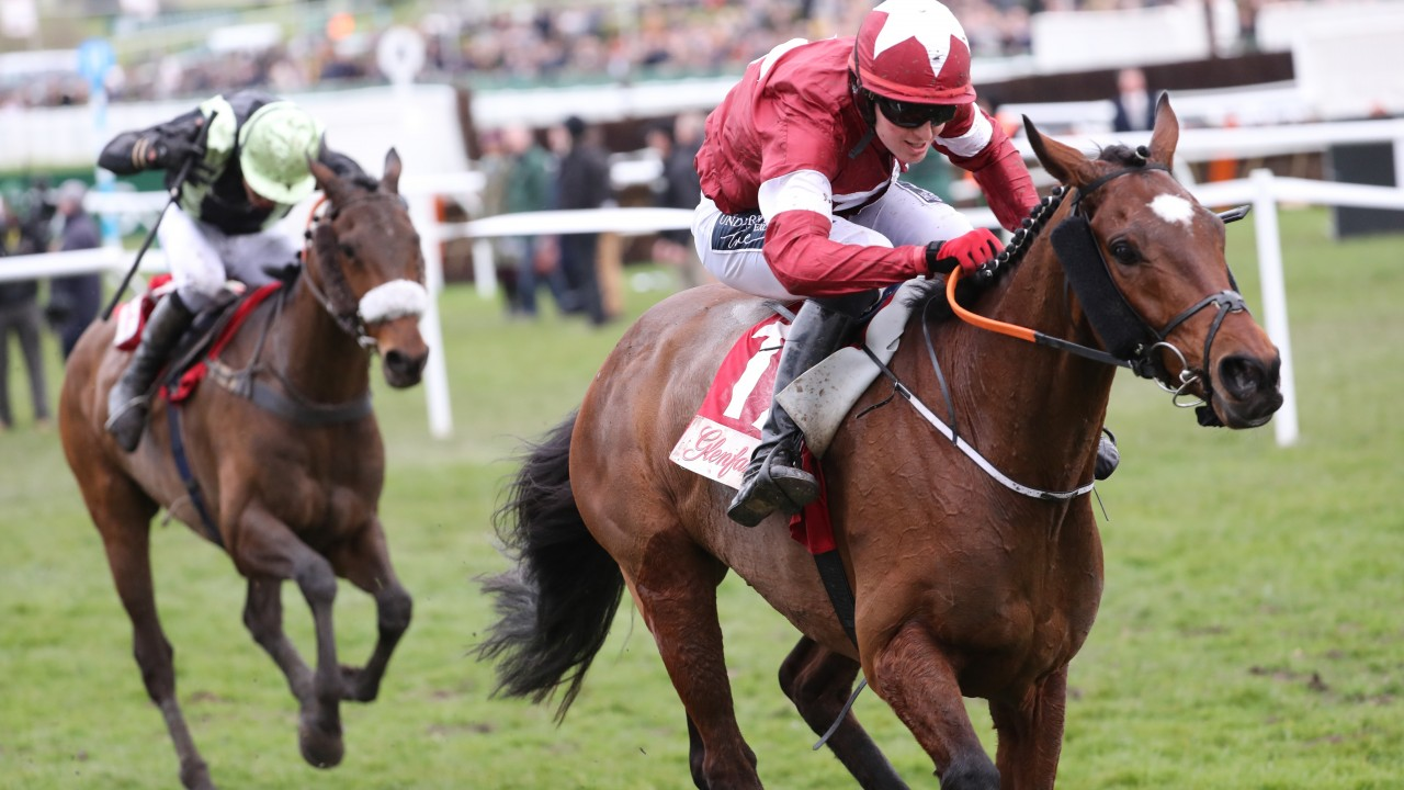 TIGER ROLL CONFIRMED AS GRAND NATIONAL ENTRY