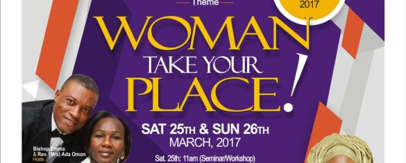 RADIANT WOMEN CONVENTION 2017