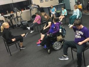 Adaptive Fitness Class