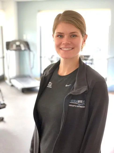 Erica Bechtol physical therapist clinical director woodlawn md