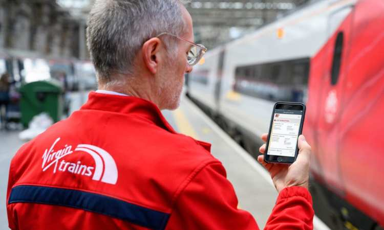 New Virgin Trains app to help passengers when services are cancelled