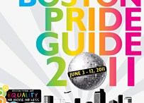 Cover of the 2011 Official Boston Pride Guide