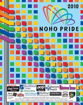 2010 Northampton Pride Guide
