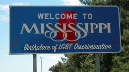 Mississippi's Anti-LGBT Law
