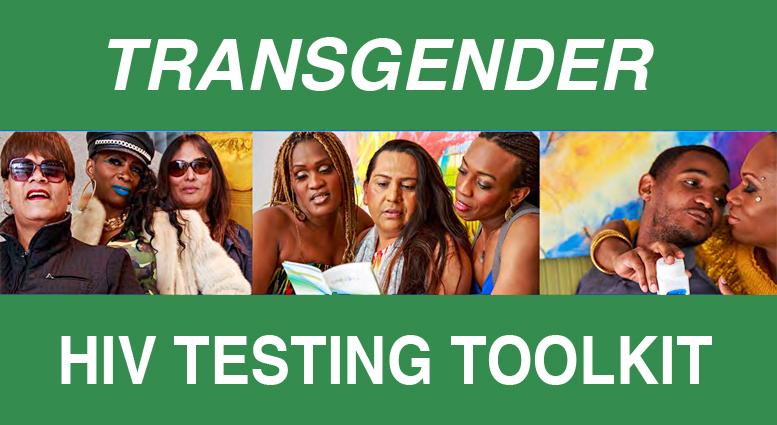 Transgender HIV Testing Day
