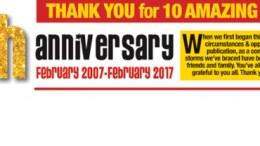 the rainbow times celebrates 10 years