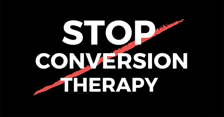 conversion therapy ban