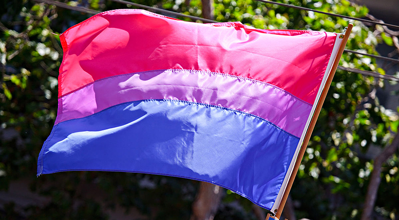 bisexual male identity