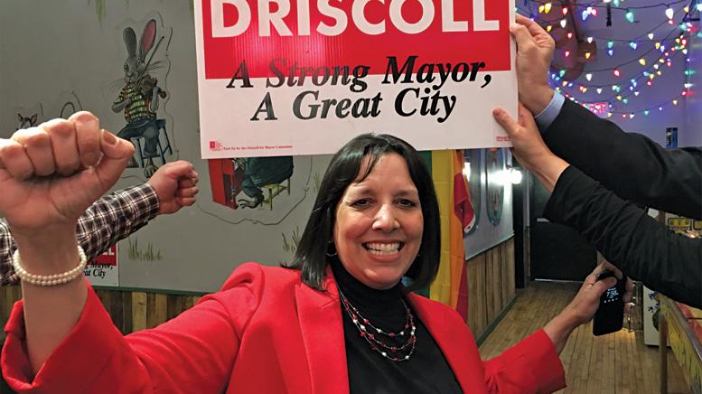 Kim Driscoll