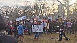 Women's March Organizers
