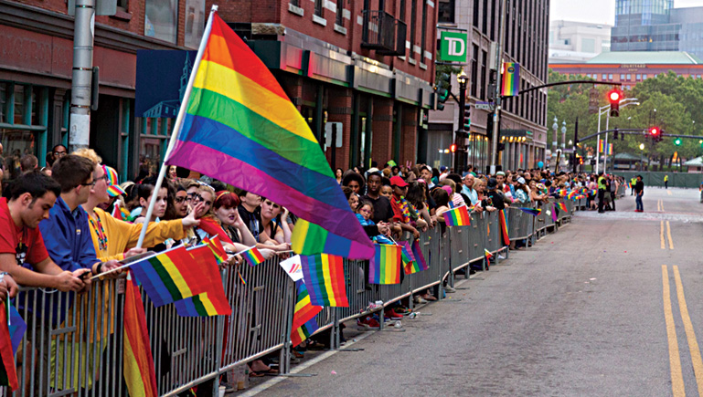 New York City Opera Holds Pride In The Park Event At >> Celebrating Pride In Unexpected Places Intimate Prides That Will