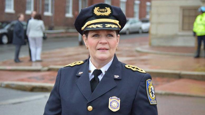 salem police chief