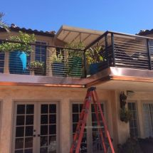 copper rain gutters los angeles ca santa monica burbank pasadena (30)