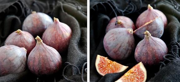 Food Art, Figs, Meeta Wolff, The Rambling Epicure