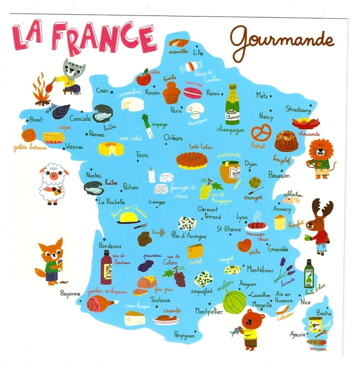 French regional cuisine. Is French cuisine dead?