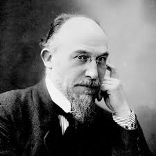 French composer Eric Satie on food and cuisine.