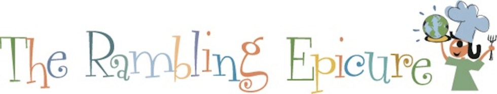 The Rambling Epicure Logo