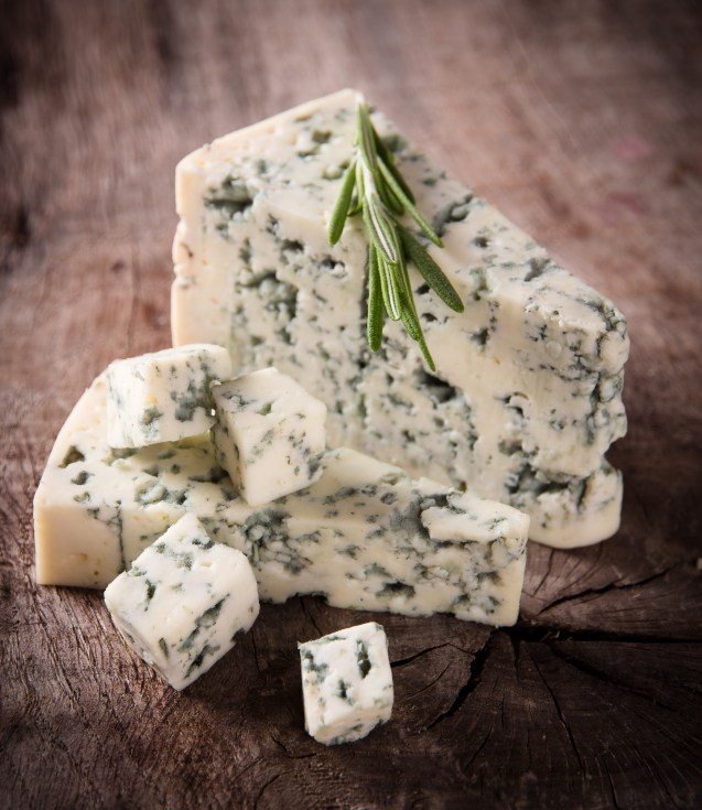 The history of Roquefort salad dressing, by Gary Allen for The Rambling Epicure. Editor Jonell Galloway.