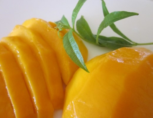 Mango for mango milkshake by Renu Chhabra, all rights reserved (R)