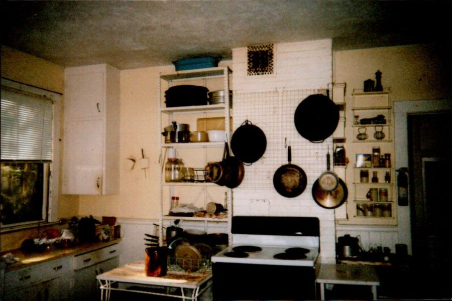 Leo Racicot My First Kitchen