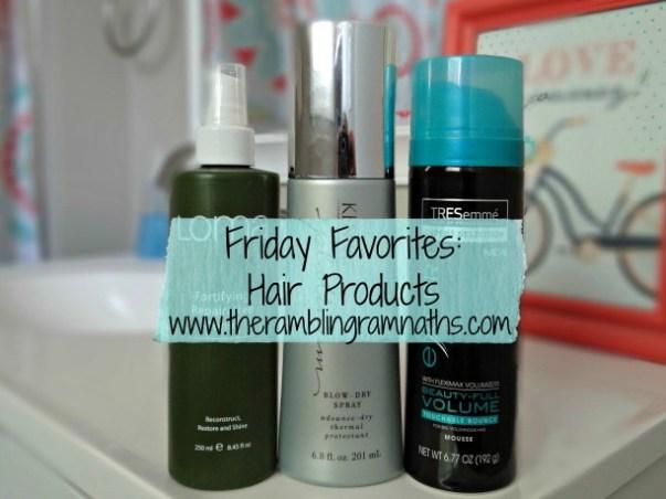 Friday Favorites 3
