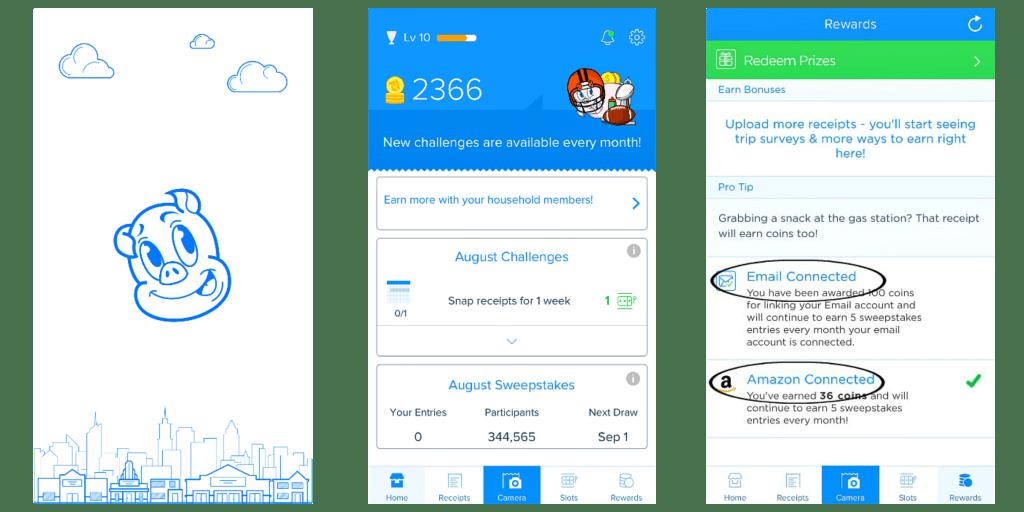 Receipt Hog App