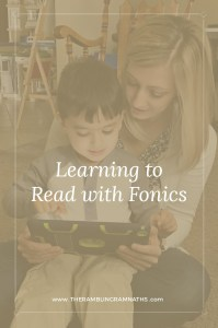 Learning to Read with Fonics