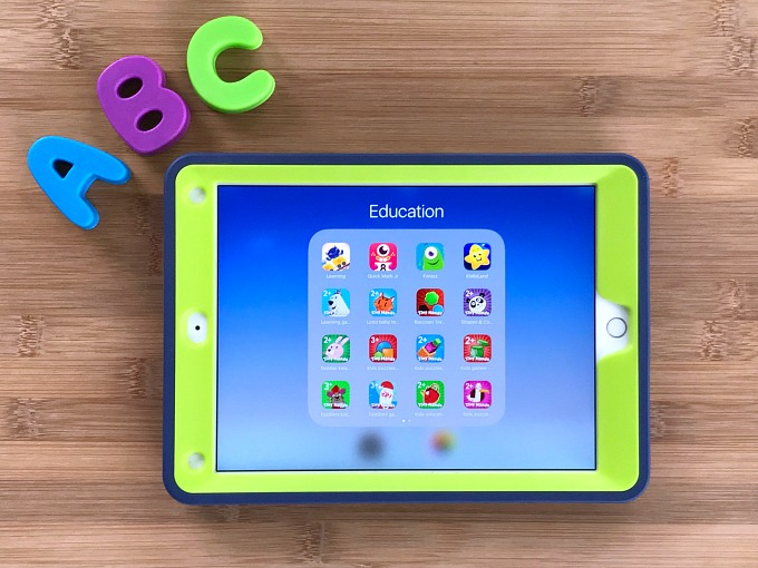 Our Top Five Child-Approved Educational Apps
