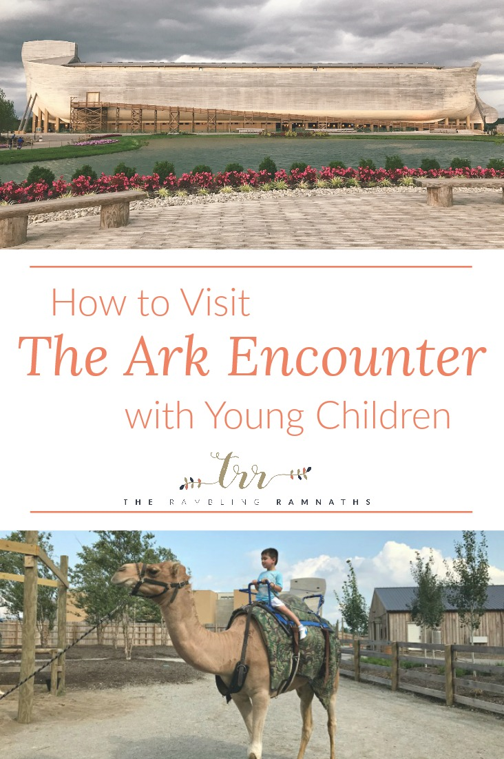Here are 12 Helpful tips for visiting the Ark Encounter with Young Children and an overview of our experience. Learn how to plan your trip.