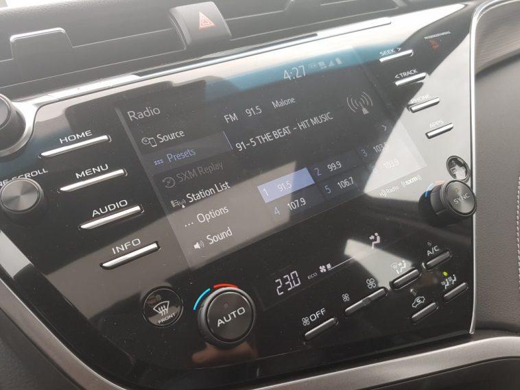 Entune 3.0 Radio