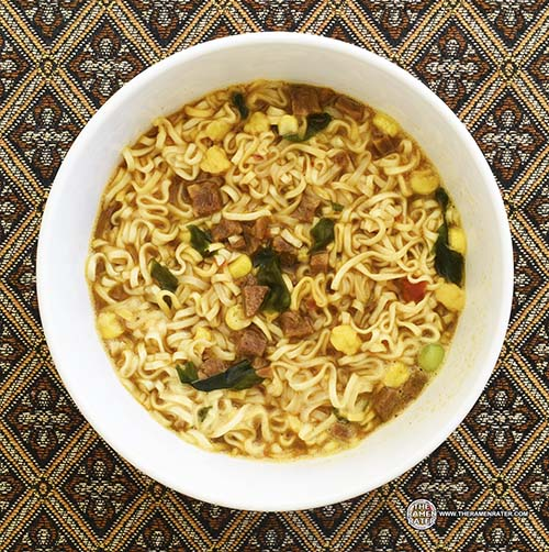 #2314: Nissin Cup Noodles Spicy Beef Flavour - Hong Kong - The Ramen Rater - instant noodles