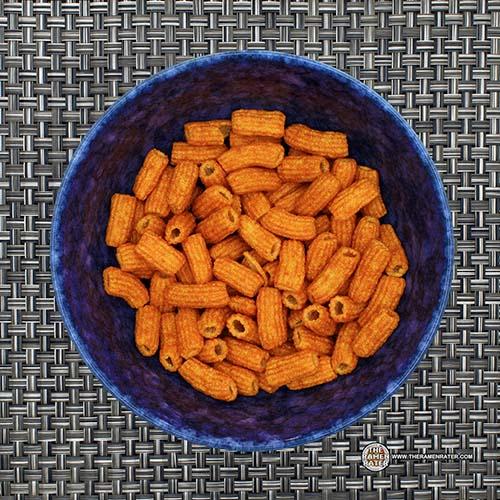 #2370: Samyang Foods Buldak Bokkeummyun Zzaldduck Snack - South Korea - The Ramen Rater - 짤떡