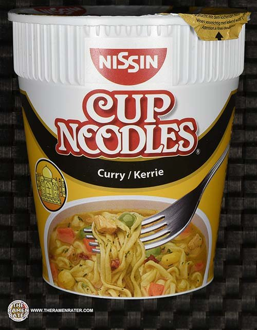Meet The Manufacturer: #2493: Nissin Cup Noodles Curry - Germany - The Ramen Rater - instant noodles kerrie