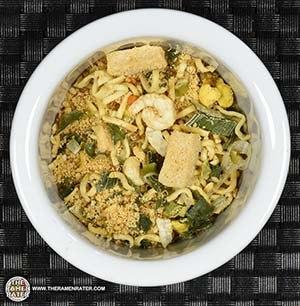 #2560: Nissin Cup Noodles Laksa Flavour - Hong Kong - The Ramen Rater - instant noodles