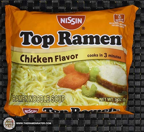 #2513: Pringles Nissin Top Ramen Chicken Flavor Potato Crisps - United States - The Ramen Rater - instant noodles ramen noodle soup potato chips