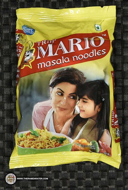 #2464: TRDP Mario Masala Noodles - India - The Ramen Rater - instant noodles