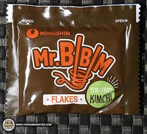 #2568: Nongshim Mr. Bibim Stir Fried Kimchi Flavour - South Korea - The Ramen Rater - ramyun
