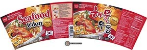 #2629: Wang Asian Style Noodle Seafood Udon - South Korea - The Ramen Rater - instant noodles