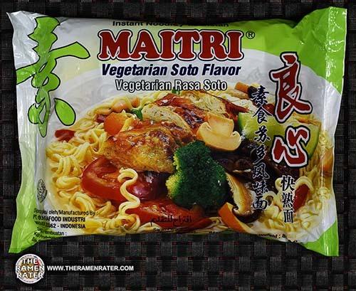 Meet The Manufacturer: #2652: Maitri Vegetarian Rasa Soto - Indonesia - The Ramen Rater
