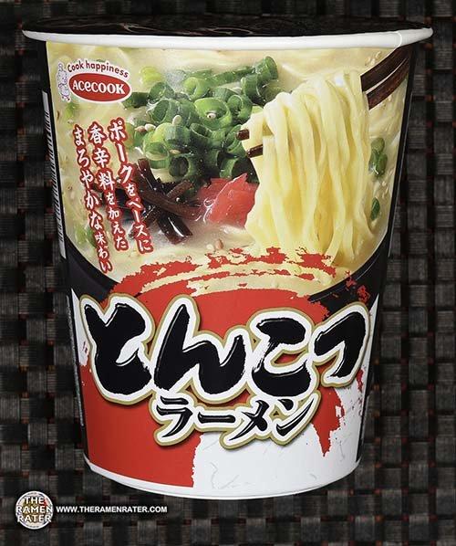 #2636: Acecook Tonkotsu - Japan - The Ramen Rater - instant noodle soup
