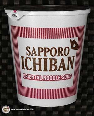 Meet The Manufacturer: Re-Review: Sapporo Ichiban Shrimp Flavor Oriental Noodle Soup