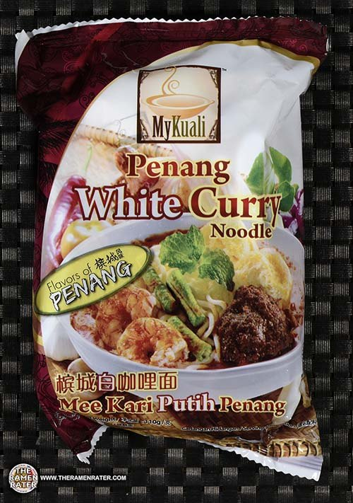 #2741: MyKuali Penang White Curry Noodle (2018 Recipe)